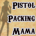 Pistol-packing